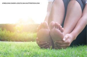 zere voeten